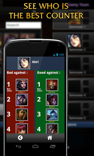 Counterpicks League Of Legends screenshot 1