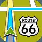 Route 66 Navigate app
