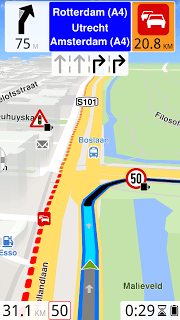 Route 66 Navigate screenshot 1