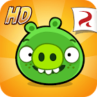 Bad Piggies Hd app