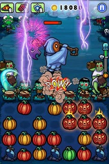 Pumpkins Vs. Monsters screenshot 1