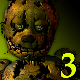 Five Nights at Freddy's 3 Demo app