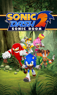 Sonic Dash 2 Sonic Boom screenshot 1