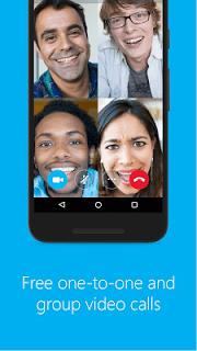 Skype screenshot 1
