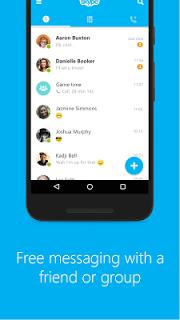 Skype screenshot 2
