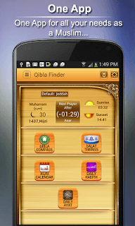 Qibla Direction Finder screenshot 2