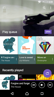 Music APK screenshot 1