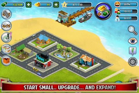 City Island ™: Builder Tycoon screenshot 2