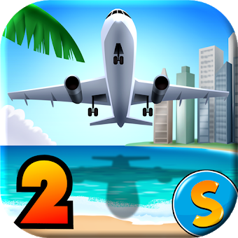City Island: Airport 2 app