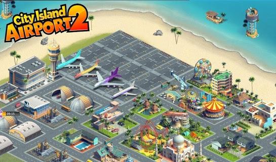 City Island: Airport 2 screenshot 2