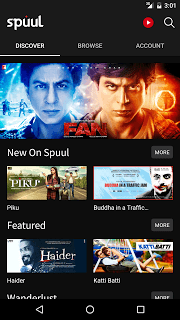 Spuul - Watch Indian Movies screenshot 2