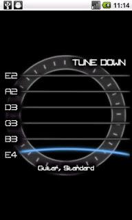 Pitchlab Guitar Tuner pc screenshot 1