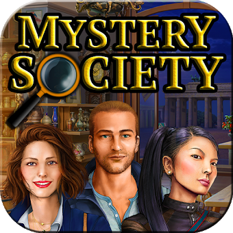 Hidden Object Mystery Society app