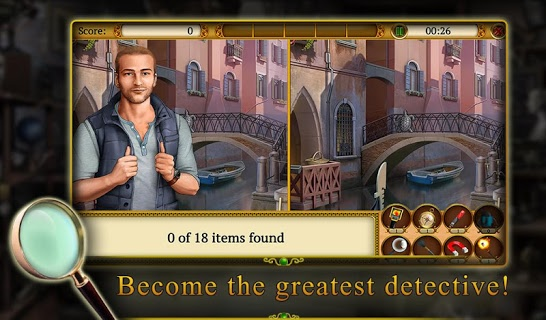 Hidden Object Mystery Society screenshot 2