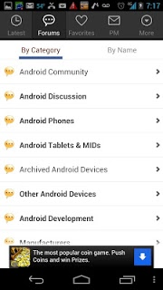 Forums for Android™ screenshot 1