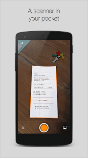 Genius Scan - PDF Scanner screenshot 1
