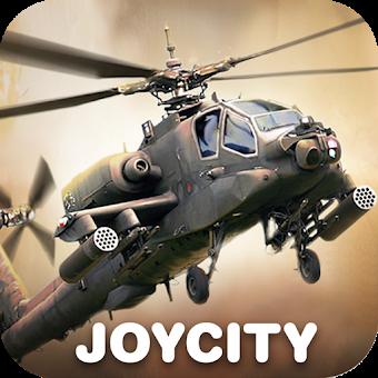 GUNSHIP BATTLE: Helicopter 3D app