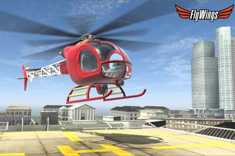 Helicopter Simulator 2015 Free screenshot 1