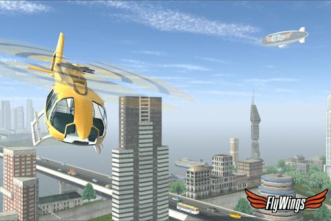 Helicopter Simulator 2015 Free screenshot 2