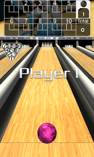 3d Bowling screenshot 2