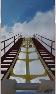 RollerCoaster 3Gs of Force LWP screenshot 1