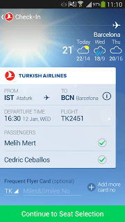 Turkish Airlines screenshot 2