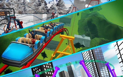 Roller Coaster Simulator screenshot 2