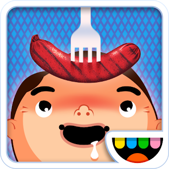 Toca Kitchen app