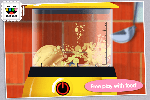 Toca Kitchen screenshot 2