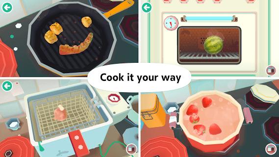 Toca Kitchen 2 screenshot 1