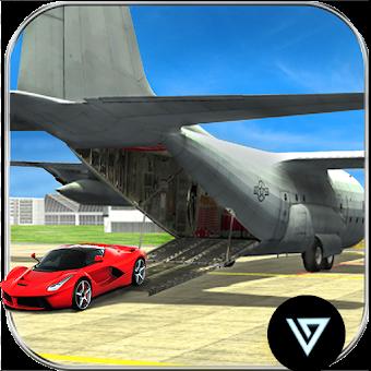 Airplane Pilot Car Transporter app