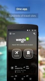 Wego Flights & Hotels screenshot 1