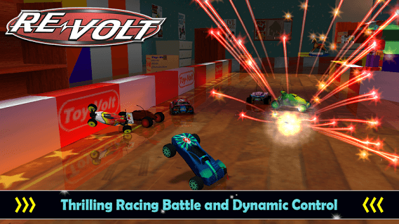 RE-VOLT Classic - 3D Racing screenshot 2