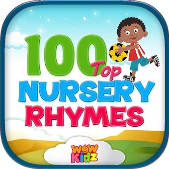100 Top Nursery Rhymes app