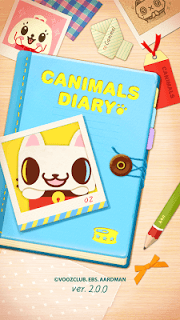Canimals Diary 2 APK screenshot 1