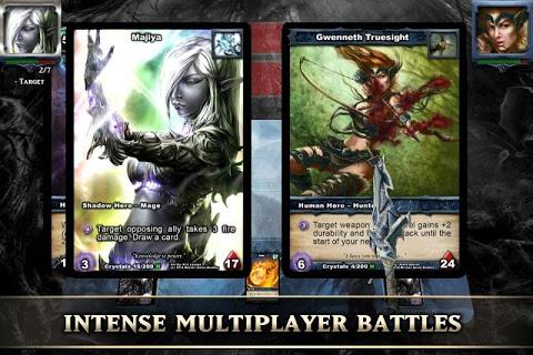Shadow Era - Trading Card Game screenshot 1