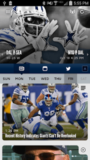 Dallas Cowboys Mobile screenshot 2