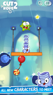 Cut The Rope 2 screenshot 1