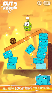 Cut The Rope 2 screenshot 2