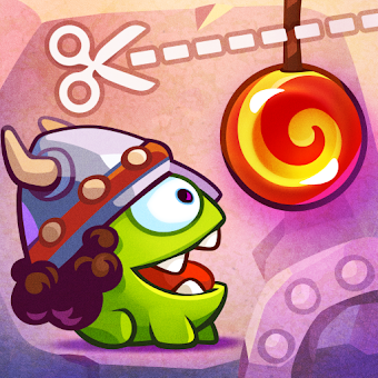 Cut the Rope: Time Travel app