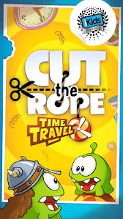 Cut the Rope: Time Travel screenshot 1