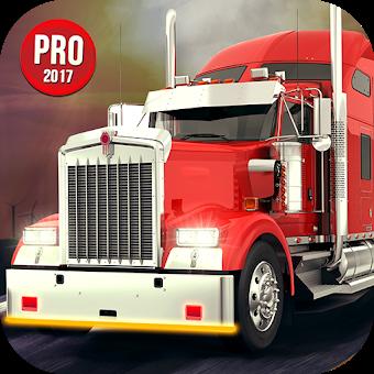 Truck Simulator PRO 2017 app