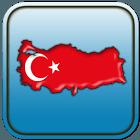 Map of Turkey app