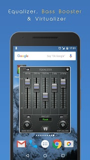 Music Volume EQ - Sound Bass Booster & Equalizer screenshot 2