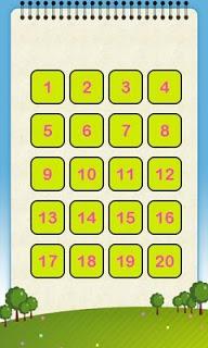 Math Tables screenshot 2