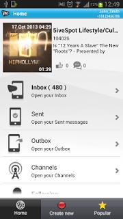 VMS - Video Messenger screenshot 2