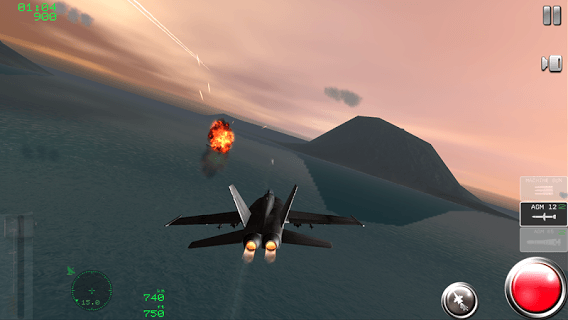 Air Navy Fighters screenshot 1
