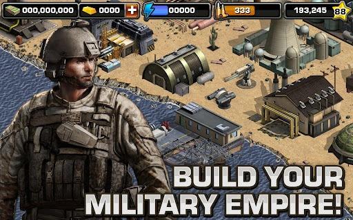 Modern War by GREE screenshot 1