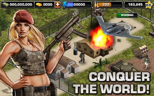 Modern War by GREE screenshot 2