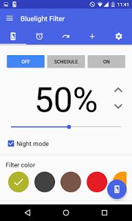 Bluelight Filter  pc screenshot 1